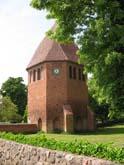Neukloster evangelische Kirche Glockenturm