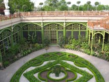 Die Orangerie in Schwerin