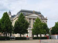 Das Schweriner Staatstheater