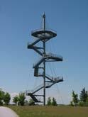 Bürgerpark Wismar Aussichtsturm